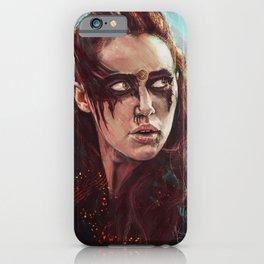 Lexa iPhone Case