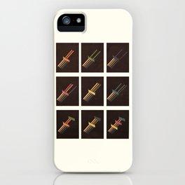 Spectrum iPhone Case