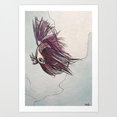 .beta iii Art Print