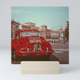 italian bug Mini Art Print