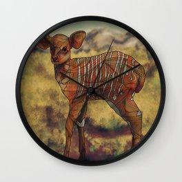 Nyala Wall Clock