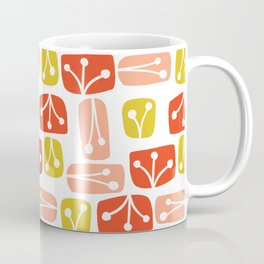 Fresh Abstract Floral Coffee Mug