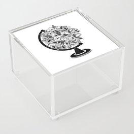 What a Wonderful World Acrylic Box