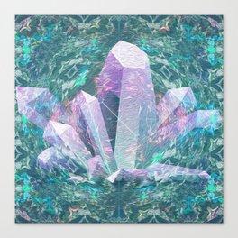 Atlantis Tidepool Canvas Print