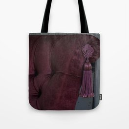 The chair everyone needs Tote Bag