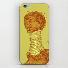 Ringneck iPhone Skin