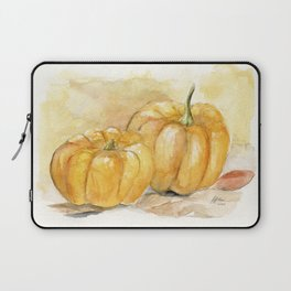 Mini Pumpkins II Laptop Sleeve