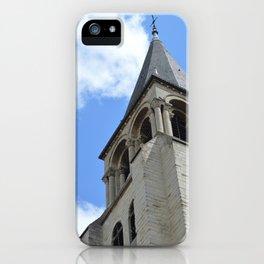 Saint Germain des Prés iPhone Case
