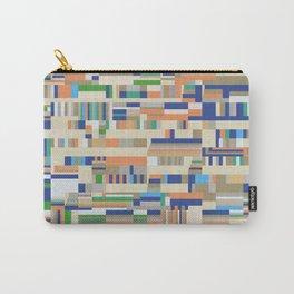 Chromatetude (Soft Colours) Carry-All Pouch
