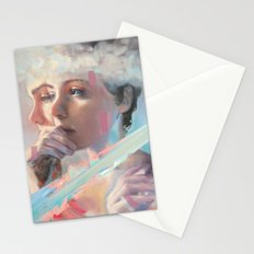 Refraction Stationery Cards