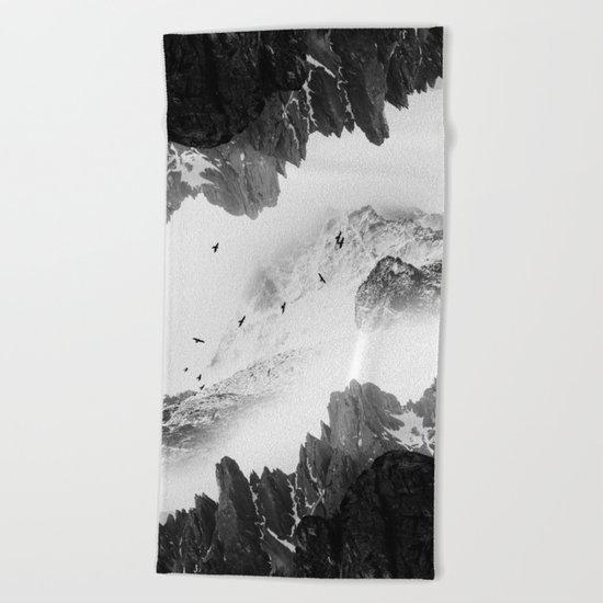 Kingdom of the 14th Beach Towel