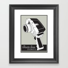 Gadget Envy Framed Art Print