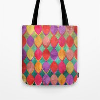 poem Tote Bags featuring Full Colour Poem by micklyn