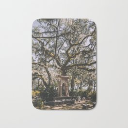 Bonaventure Cemetery - Savannah, Georgia III Bath Mat