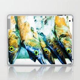 Fish - Chinatown NYC Laptop & iPad Skin