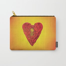 Heart Lock Abstract NeoNeoCubism Carry-All Pouch