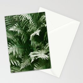 Green Inferno Stationery Cards