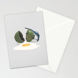 Eggsplosion Stationery Cards