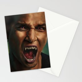 Scott McCall Stationery Cards