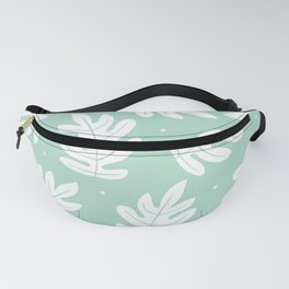 Tropical Ferns Fanny Pack