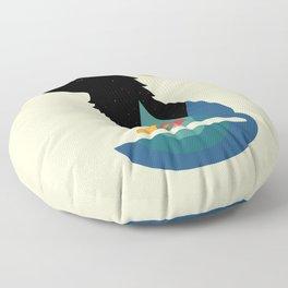 Best Friend Floor Pillow