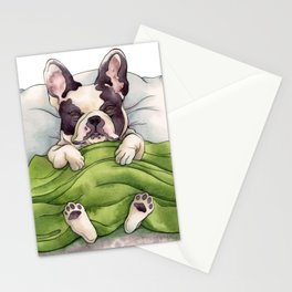 Bubba Sleeping Stationery Cards