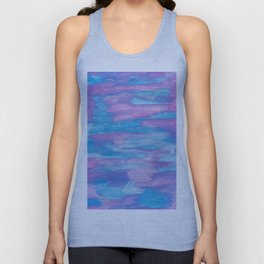 Oceans and Sky Unisex Tank Top