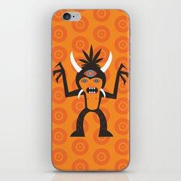 3 Eye Monster iPhone Skin