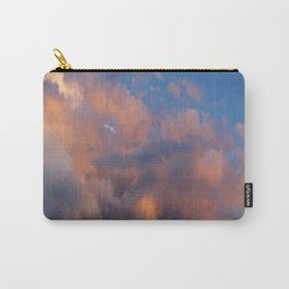 Clouds in the sky Carry-All Pouch
