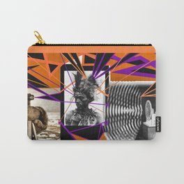 Shaman Under Scrutiny Carry-All Pouch