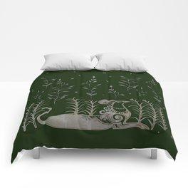Cretan Griffin Comforters