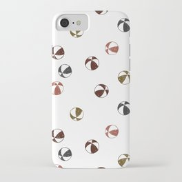 BEACH BALLS iPhone Case