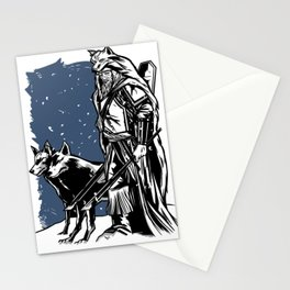 Wolfmann Jaeger Stationery Cards