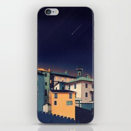 Castles at Night iPhone Skin