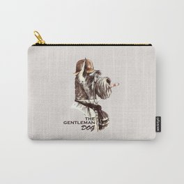 THE GENTLEMAN DOG Carry-All Pouch