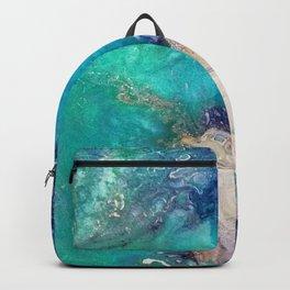 Glass Spill Backpack