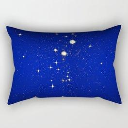Catch a falling star Rectangular Pillow