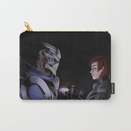 We're safe, Jane Carry-All Pouch