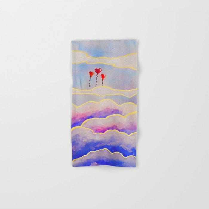 Cloud 9 Hand & Bath Towel