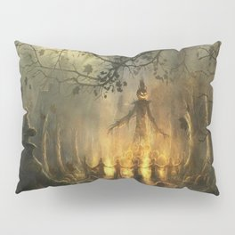 ghost forest Pillow Sham
