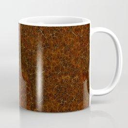 Azteca II Warm Browns & Golds Coffee Mug
