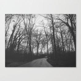 Shelby Park Canvas Print