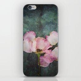 Wilted Rose II iPhone Skin