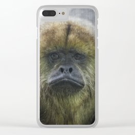 Emotionally Expressed Clear iPhone Case