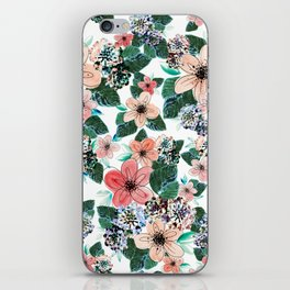 Peach Dreams iPhone Skin
