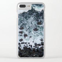 Skye Sea Clear iPhone Case
