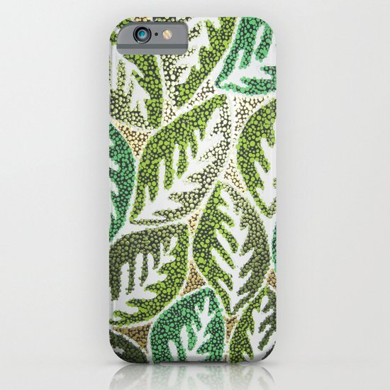 Leaves 3 iPhone & iPod Case