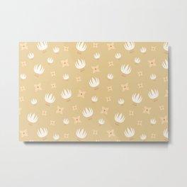 Avalanche Lily (Canyon) Metal Print