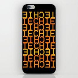 Techie iPhone Skin