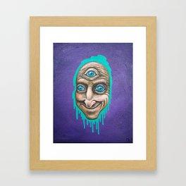 Marty Framed Art Print
